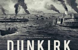 Christopher Nolan lần đầu làm phim chiến tranh