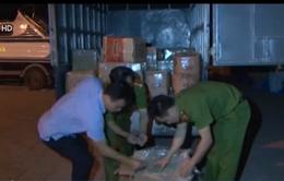 Hà Tĩnh: Bắt giữ hơn 1,4 tấn dược phẩm không rõ nguồn gốc