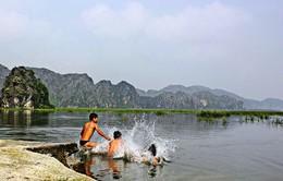 Tăng cường phòng tránh đuối nước cho trẻ em dịp hè