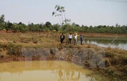 Tây Ninh: Hai học sinh lớp 7 đuối nước do trượt chân rơi xuống hầm đất bỏ hoang