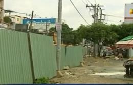 TP.HCM: Phạt 13 nhà thầu tái lập mặt đường không đạt