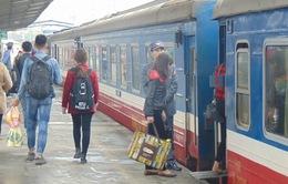 Hôm nay (1/10), bắt đầu bán vé tàu Tết Đinh Dậu 2017