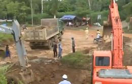 Hà Nội báo cáo Thủ tướng về đường ống nước sông Đà số 2
