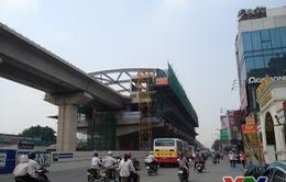 Đường sắt đô thị Hà Nội có nguy cơ tiếp tục chậm tiến độ