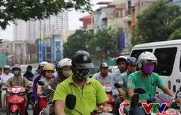 Khói bụi, tắc đường ám ảnh người dân dọc tuyến Nhổn – Ga Hà Nội
