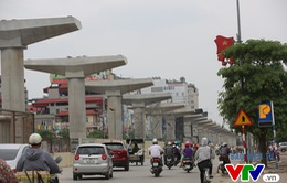 """""""Dự án đường sắt Nhổn – ga Hà Nội đang triển khai đúng tiến độ"""""""