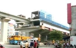 Đầu tháng 10/2017 chạy thử đường sắt Cát Linh - Hà Đông