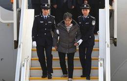 Trung Quốc: Nghi phạm tham nhũng 40 triệu USD ra đầu thú