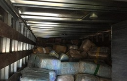 Mỹ phát hiện đường hầm ma túy dài nhất ở biên giới với Mexico
