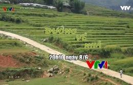 """Phim về vấn nạn buôn người """"Đường về nhà"""" trở lại trên VTV1"""