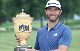 Dustin Johnson - tay golf xuất sắc nhất PGA Tour 2016