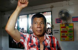 Bầu cử Tổng thống Philippines: Ông Duterte gần như đã chiến thắng