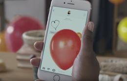 Apple giới thiệu tính năng mới trên iPhone 7 với quảng cáo lạ