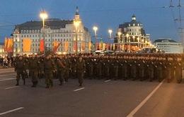 Nga duyệt binh kỷ niệm 71 năm chiến thắng phát xít