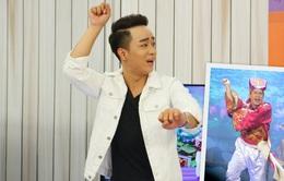 """Giả """"Táo Kinh tế"""" Quang Thắng, Duy Nam hát hit """"Hoang mang Style"""""""