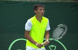 Lý Hoàng Nam dừng bước tại vòng 1 giải F4 Futures Nhật Bản