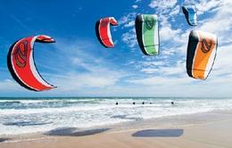 Lướt ván diều - môn thể thao mới nổi tại Việt Nam