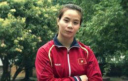 Đường đến Olympic Rio 2016 của đô vật Vũ Thị Hằng