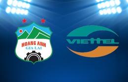 Vòng loại Cup Quốc gia 2016: CLB Hoàng Anh Gia Lai lội ngược dòng trước CLB Viettel