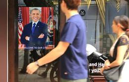 Các điểm đến của Tổng thống Obama tại TP.HCM