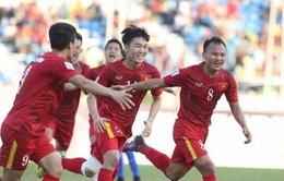 Sức mạnh tinh thần - yếu tố giúp ĐT Việt Nam thi đấu thành công!