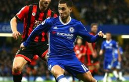 """""""Hazard là kiểu cầu thủ có thể tự mình làm nên chiến thắng cho Chelsea"""""""