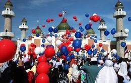 Cộng đồng Hồi giáo chào đón lễ Eid-al-Fitr