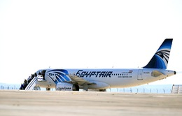 Máy bay Ai Cập đã gửi tín hiệu cứu nạn khẩn cấp trước khi mất tích
