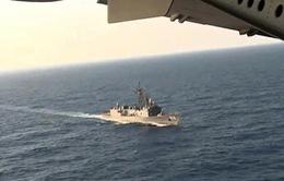 Hải quân Pháp tham gia tìm kiếm máy bay MS804