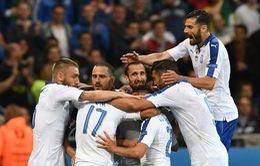 EURO 2016, Italy – CH Ireland: Tập dượt chờ Tây Ban Nha (2h00 ngày 23/6 trên VTV6 & VTV6HD)
