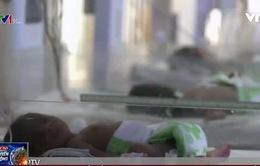 Nhức nhối nạn buôn bán trẻ sơ sinh tại Ấn Độ