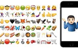 iOS 10.2 ra mắt: Cập nhật hàng loạt emoji mới