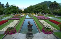 Lạc bước trong những khu vườn cổ tích trên thế giới