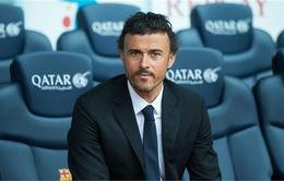 Luis Enrique hướng tới việc phá vỡ mọi kỷ lục của Pep Guardiola