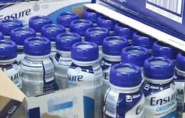 Xử phạt 430 triệu đồng đối tượng buôn sữa Ensure nhập lậu
