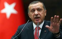 Tổng thống Thổ Nhĩ Kỳ ban bố tình trạng khẩn cấp sau đảo chính