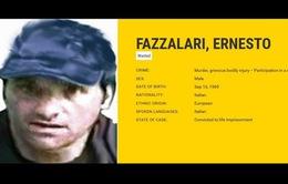 Italy bắt trùm tội phạm bị truy nã sau 2 thập kỷ lẩn trốn