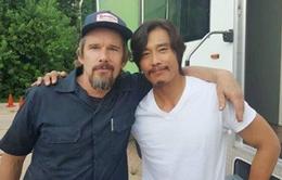 Lee Byung Hun và tình bạn thân thiết với Ethan Hawke