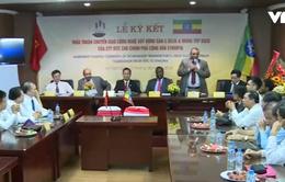 Việt Nam xuất khẩu công nghệ xây dựng sang Ethiopia