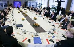 """Lãnh đạo châu Âu họp Thượng đỉnh tìm """"lối thoát"""" cho vấn đề tị nạn"""
