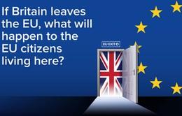 Châu Âu chuẩn bị các phương án với cuộc trưng cầu dân ý tại Anh