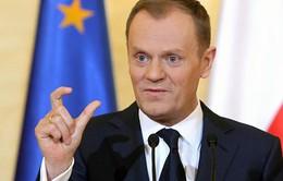 Chủ tịch EC bác bỏ khả năng đảo ngược thỏa thuận với Anh