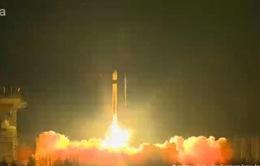 EU phóng vệ tinh quan sát đại dương đầu tiên