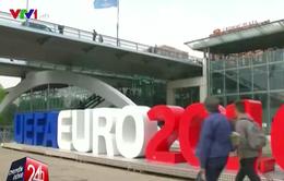 EURO 2016: Tín hiệu tích cực thúc đẩy kinh tế Pháp?