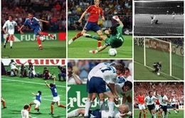 20 khoảnh khắc đáng nhớ nhất trong lịch sử các VCK EURO (Phần 2)