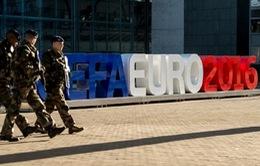 An ninh được đảm bảo tại Pháp trước EURO 2016