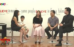Thanh Bùi: Mời Evan Lê về Việt Nam biểu diễn là một cái duyên