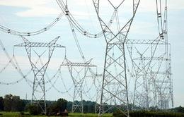 Sét đánh gây mất liên kết hệ thống điện 500kV