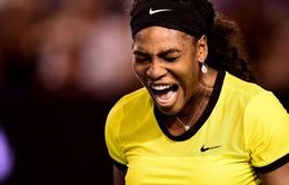 Serena bất ngờ thất bại ở trận chung kết Australian Open 2016