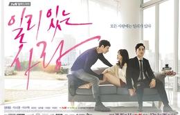 Phim Hàn Quốc mới trên VTV3: Tình yêu ngay thẳng
